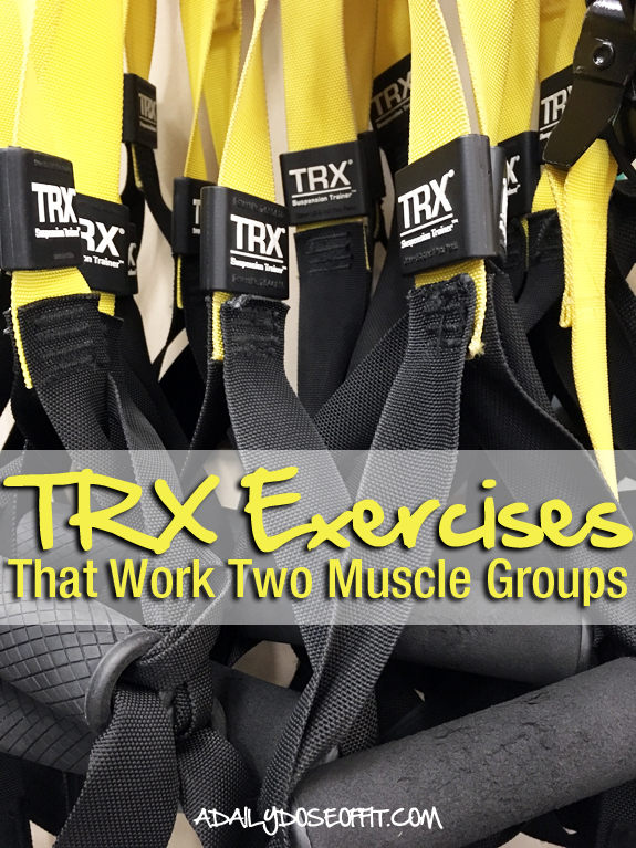 trx, suspension training, fitness equipment, compound exercises