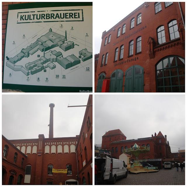 Kulturbrauerei Berlim