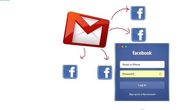 طريقة انشاء اكثر من حساب فيس بوك بعنوان ايميل واحد