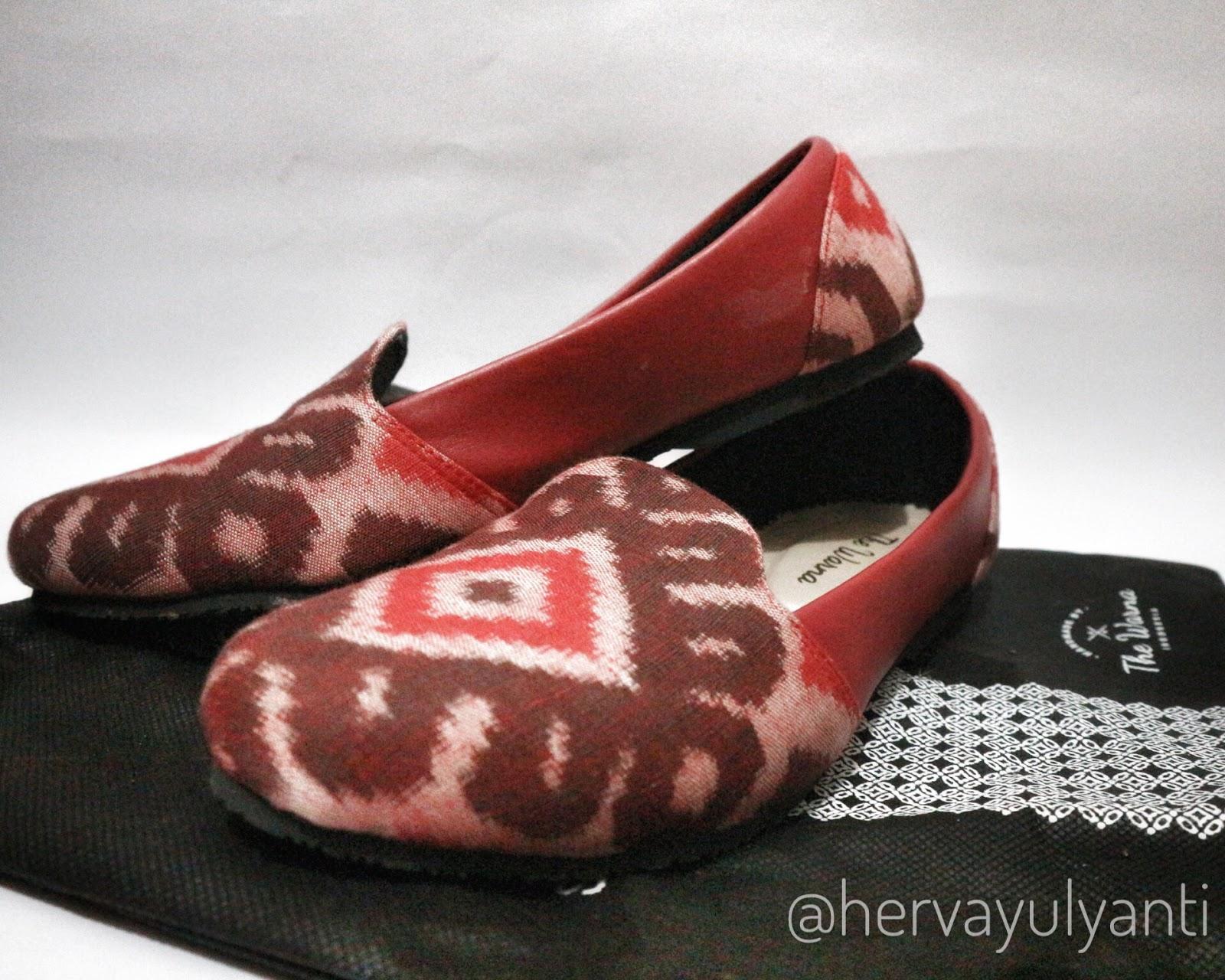 review sepatu couple the warna, sepatu the warna, sepatu couple ibu dan anak, tips kompak saat lebaran