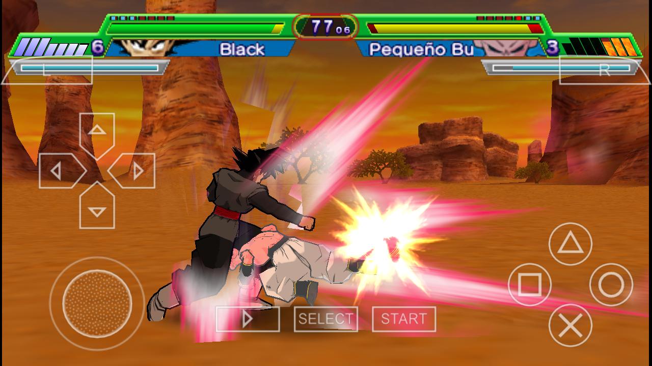 Shin budokai 5 mod download | Dragon Ball Super Shin Budokai