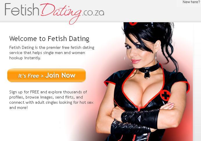 Fetisch dating