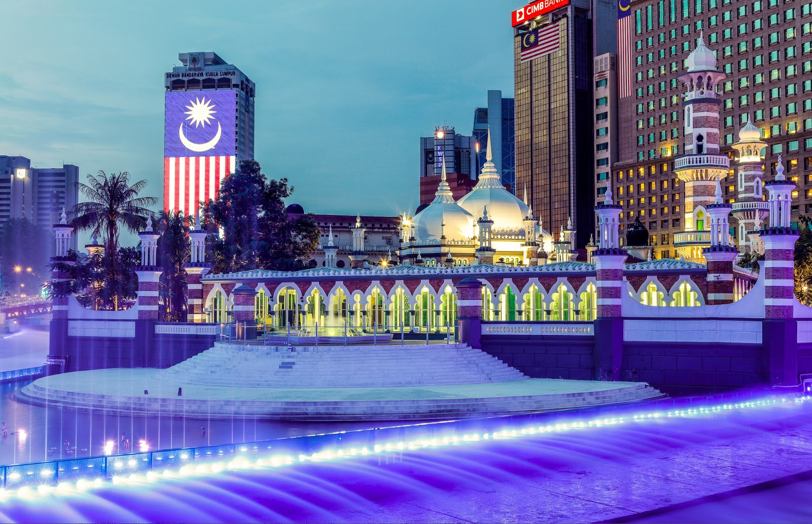 Negara ku hebat, keindahan Kolam Biru nyata mempesona _ RIVER OF LIFE by Najib Razak _ 01