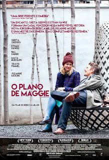Maggie Tem Um Plano – Dublado (2015)