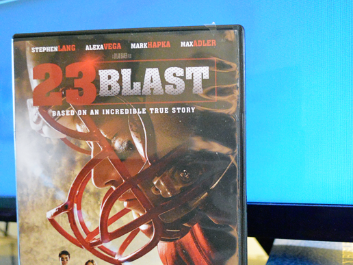 A Must Watch Football Film: A 23 Blast Review & Giveaway {#23Blast #23BlastBowl}