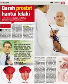 Kanser Prostat Tahap 4 Umi Nazrah