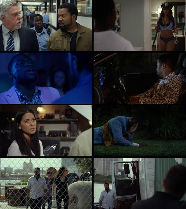 Ride Along 2 2016 English 480p BRRip