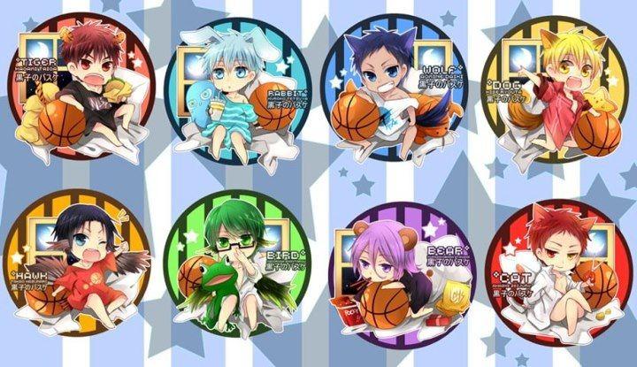Kuroko No Basket chap 196 trang 20