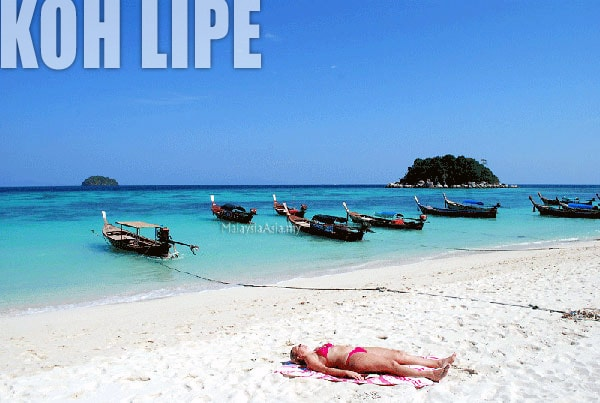 Visiting Koh Lipe