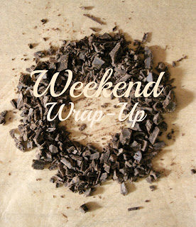 weekend+wrap up+chocolate Weekend Wrap Up