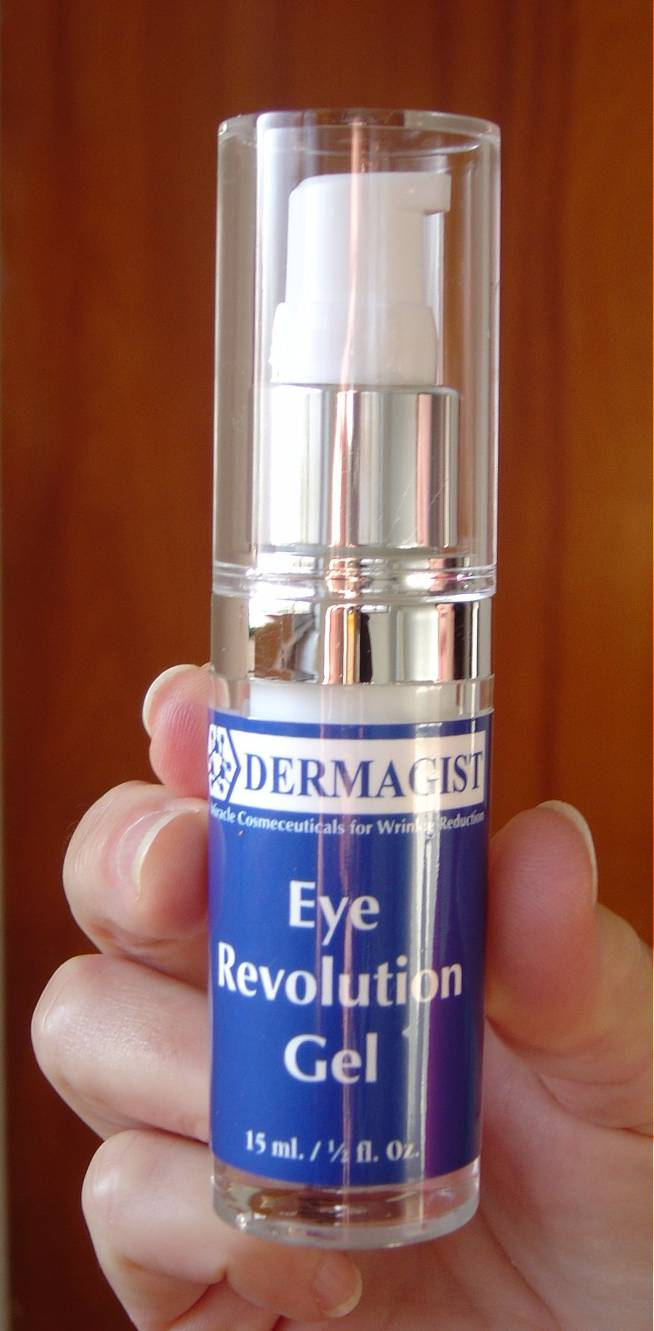 Dermagist Eye Revolution Gel Review And Giveaway Ends