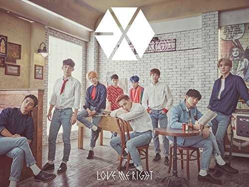 [Single] EXO – Love Me Right ~romantic universe~ (2015.11.04/MP3/RAR)