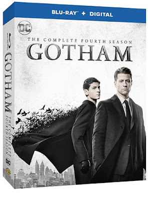 Gotham The Complete Fourth Season Blu-Ray