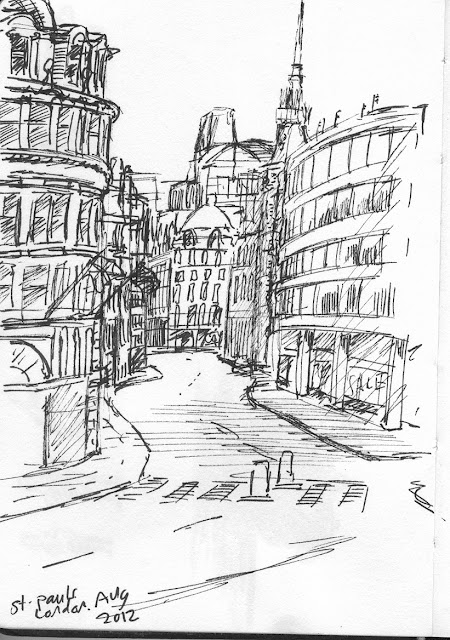 Julian Merriman Illustration: Sketchbooks
