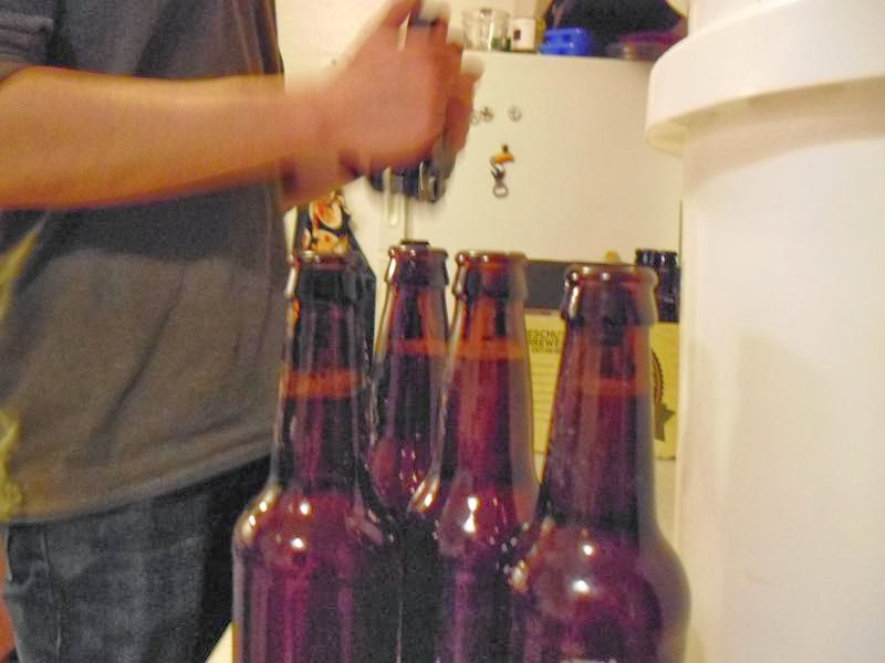 Capping Homebrew