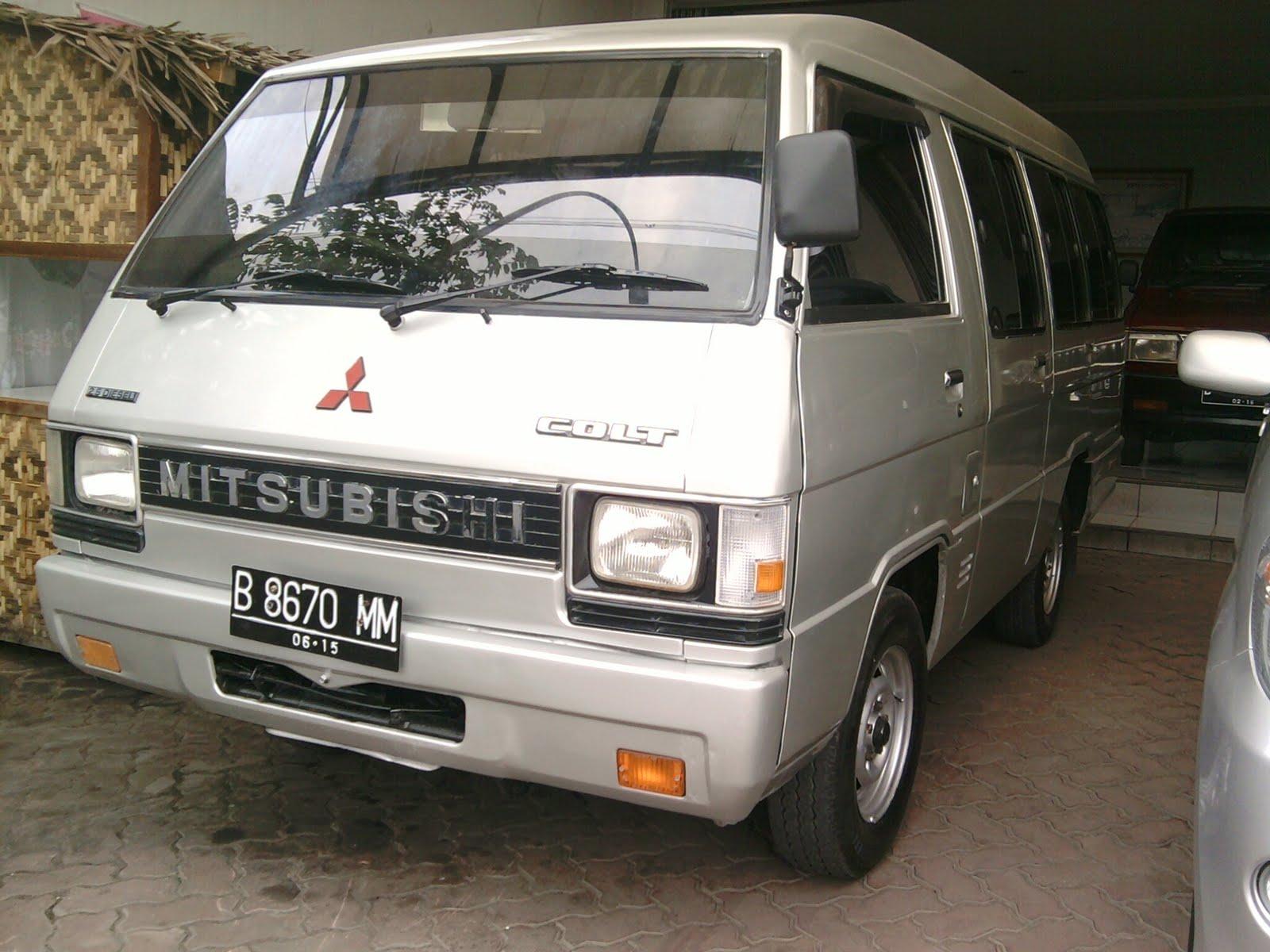 SIMPATI MOTOR Tangerang: Jual Mitsubishi L300 Minibus 2.5