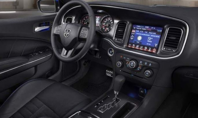 2018 Dodge Journey Interior