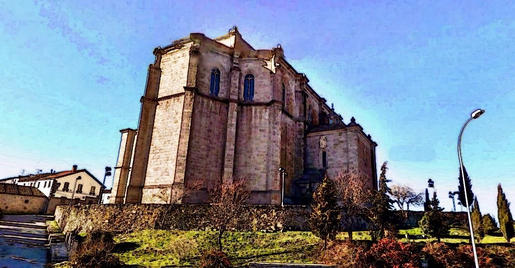 AlfonsoyAmigos- Iglesia de San Sebastián - Vllacastín