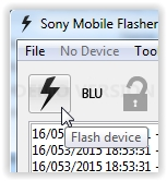 android_guide13 Guide To Upgrade or Flash Sony Xperia M5 (E5603, E5606, E5653) Using XperiFirm And Flashtool. Root