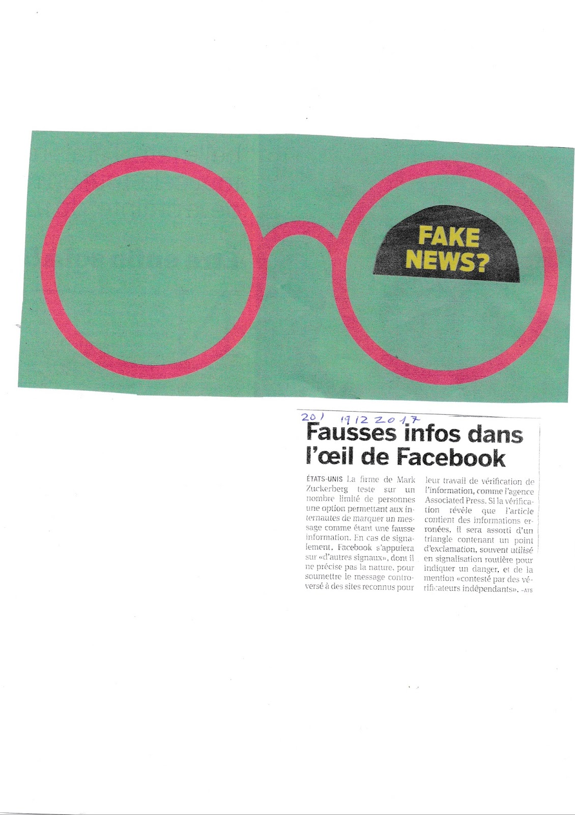 Fausses informations & manipulations