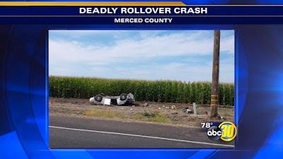 merced county dos palos car crash highway 152 arroya avenue