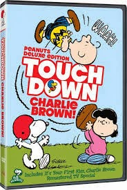 Touchdown Charlie Brown! cover