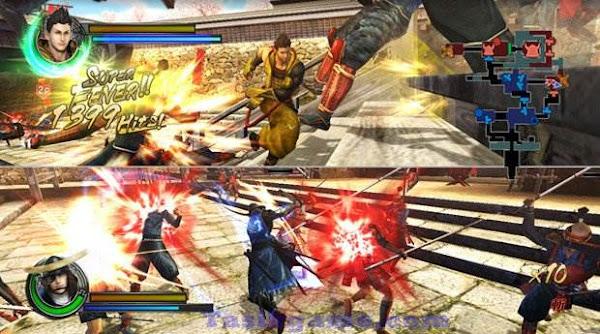 Sengoku BASARA 2 Heroes PS2 ISO Screenshots #2