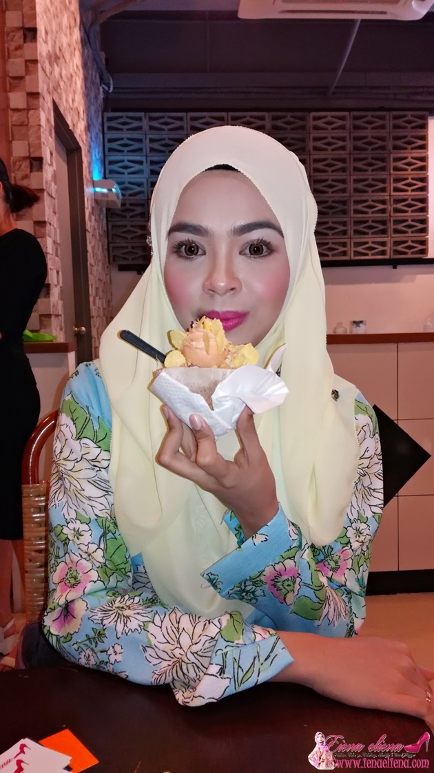 Sangkaya Ice Cream( Original + tea + green tea)