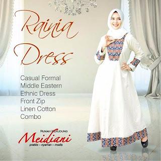 RAINIA DRESS