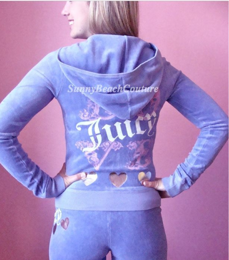 Sunny Beach Couture Fashion Blog: Juicy Couture Tracksuits