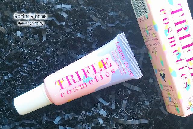Жидкий хайлайтер-иллюминатор от Trifle Cosmetics — Liquid Glow