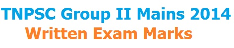 tnpsc group two result