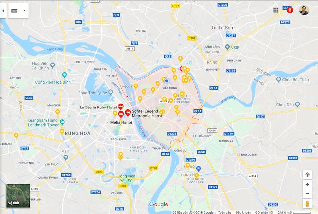 Bán Đất Quận Long Biên