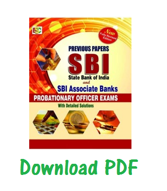 BSC Publication SBI Previous Paper PDF