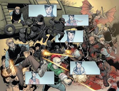 Comic: V-Wars 1. La Reina Escarlata es la novedad de octubre de la editorial Drakul