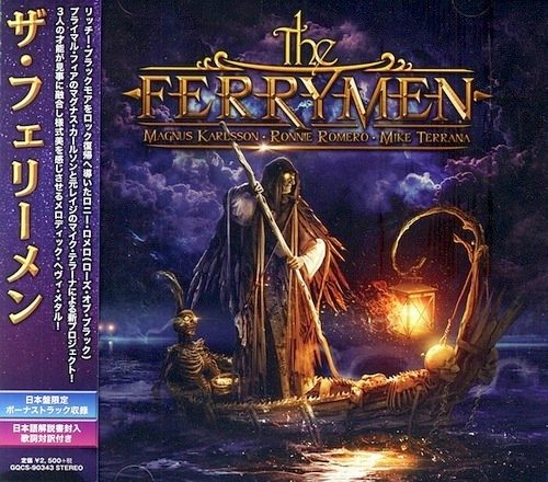 THE FERRYMEN - The Ferrymen [Japanese Edition +1] (2017) full