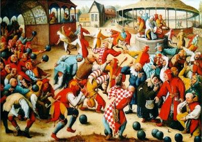 Resultado de imagem para carnaval medieval
