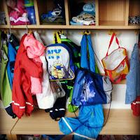 Garderobe_Kindergarten_Kinderrucksack