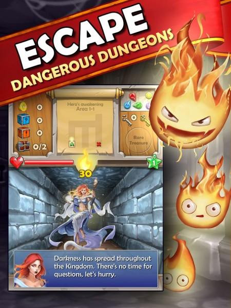 Dungeon Monster - RPG Mod APK