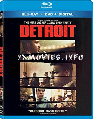 Detroit 2017 English BluRay Movie Download