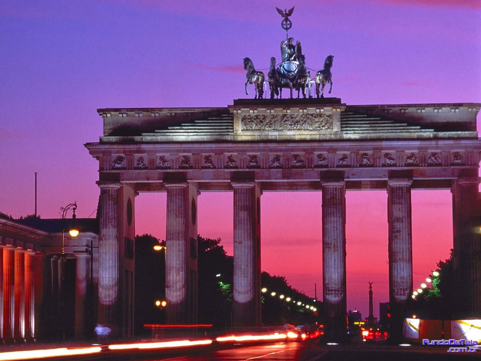 Portão-de-Brandemburgo-Berlim-Alemanha