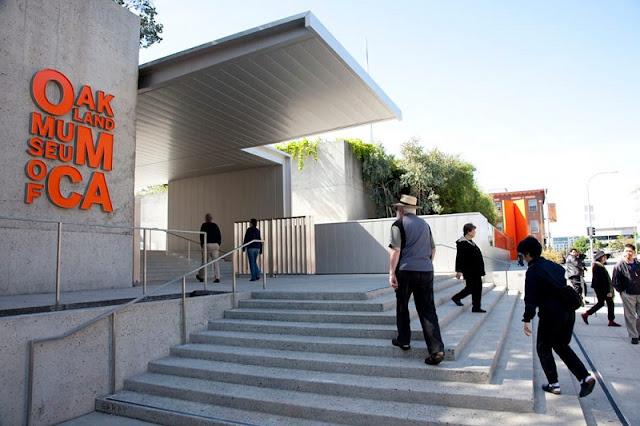 Oakland Museum em Oakland