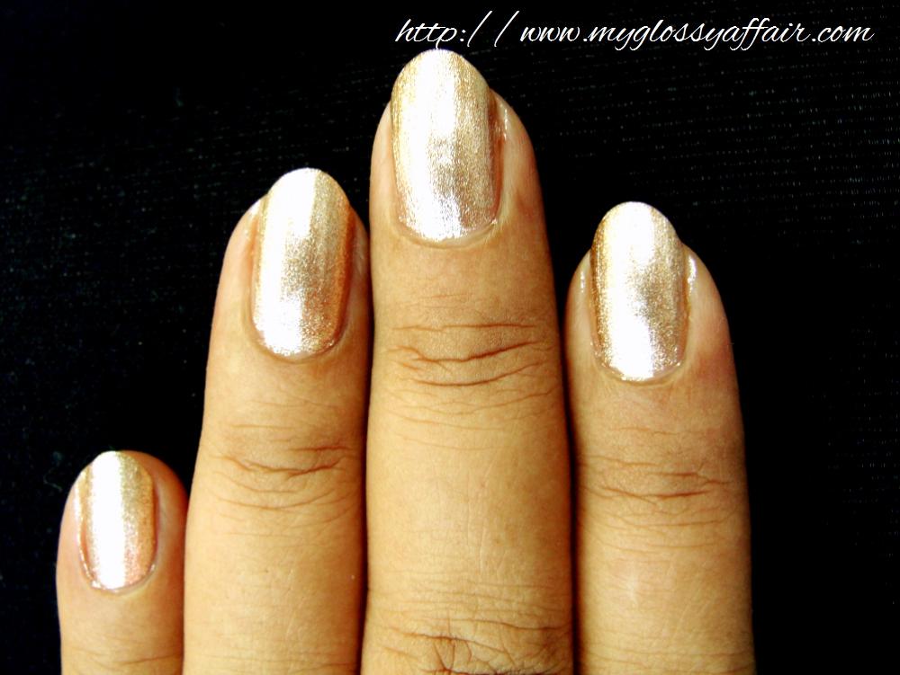 Sally Hansen Hard As Nails Xtreme Wear Nail Color 485 Golden – I ...