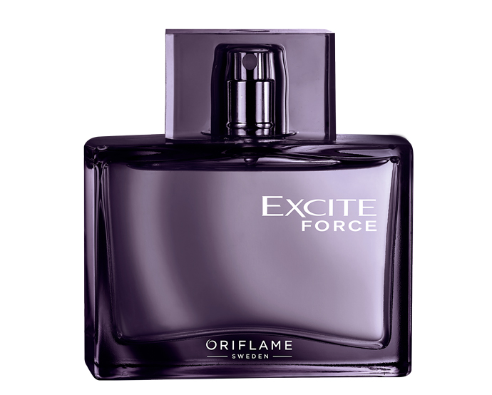 Eau de Toilette Excite Force da Oriflame