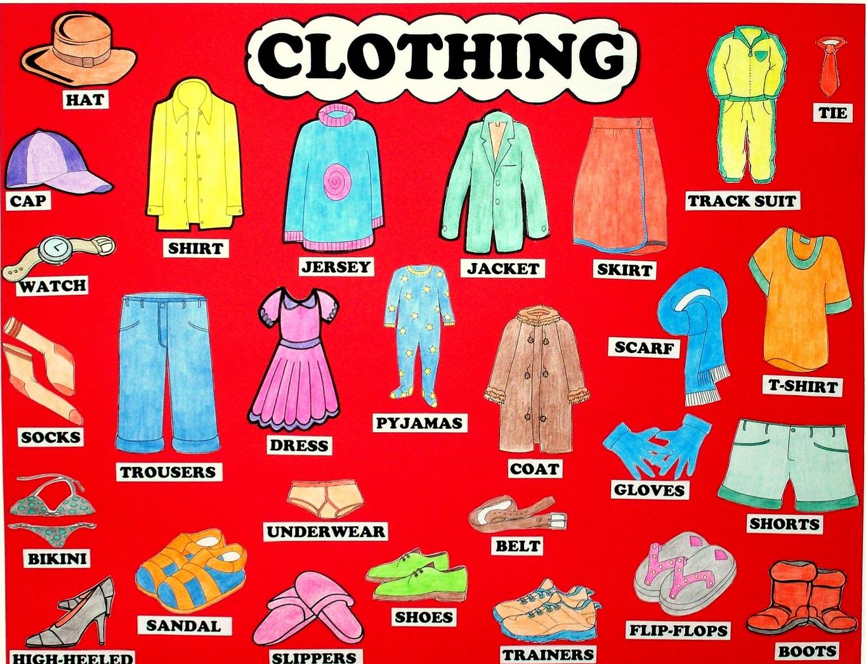 Fslovenglish Clothes