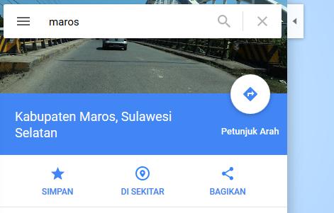 Cara Memasang Peta Google Maps di Blog