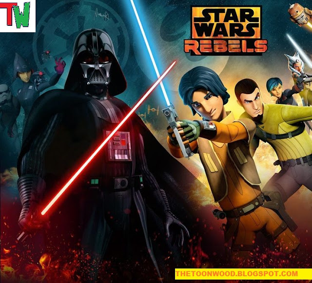 "Watch Online And Download Disney XD Dubbed ""Star Wars Rebels (Season 2)"" Complete Season In Hindi Dubbed Episodes In HD,720p,1080,3gp,mp4 Only On TOONWOOD"