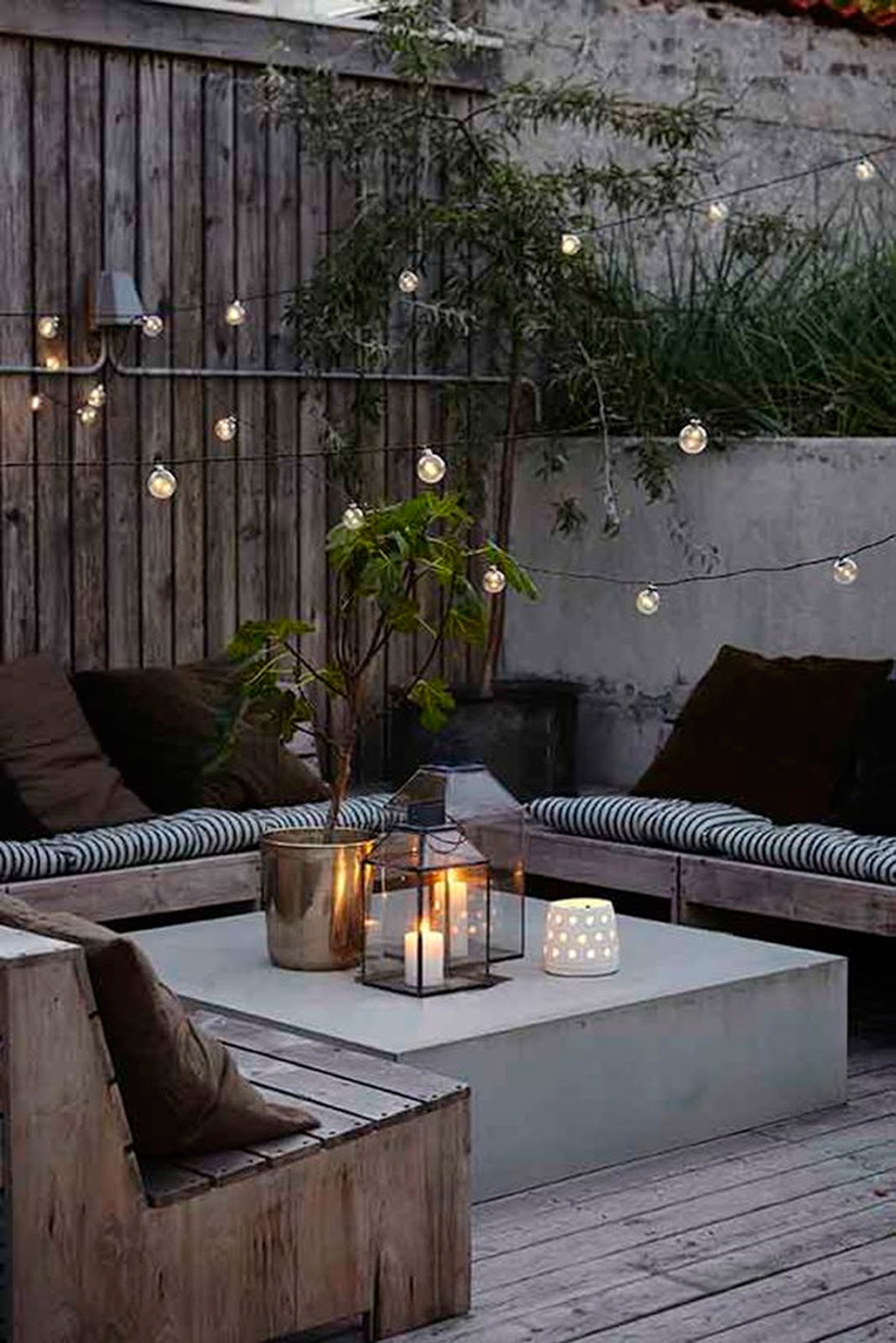 How To Create A Cool Outdoor Seating Area