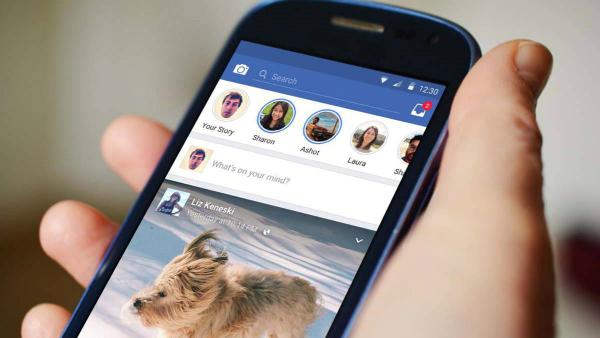 فيسبوك توحد ميزة القصص على منصتها