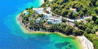 I migliori albergi e appartamenti di Skiathos